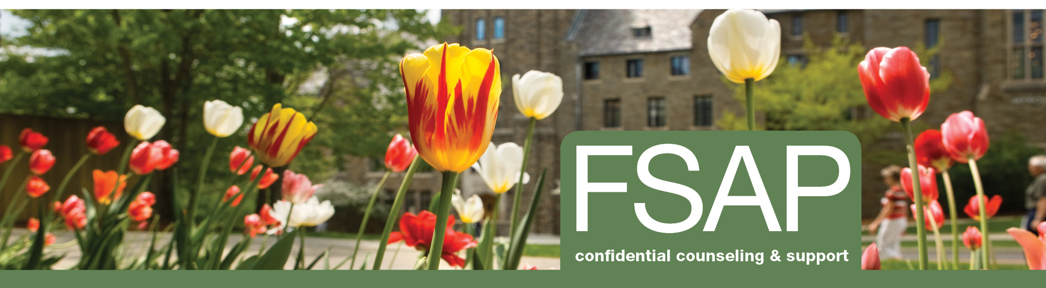 FSAP: confidential counseling & support